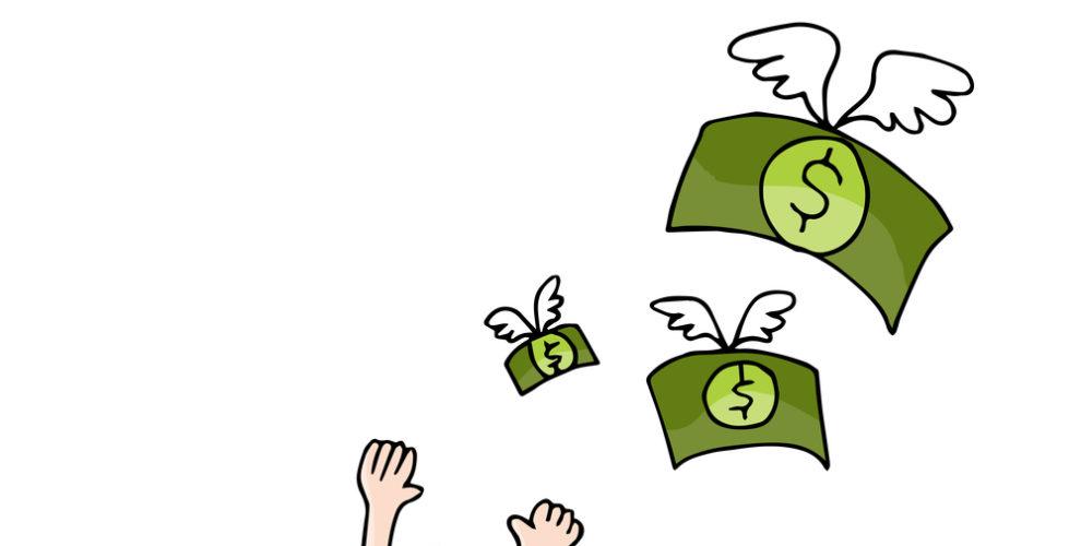 Errores financieros que te harán perder dinero