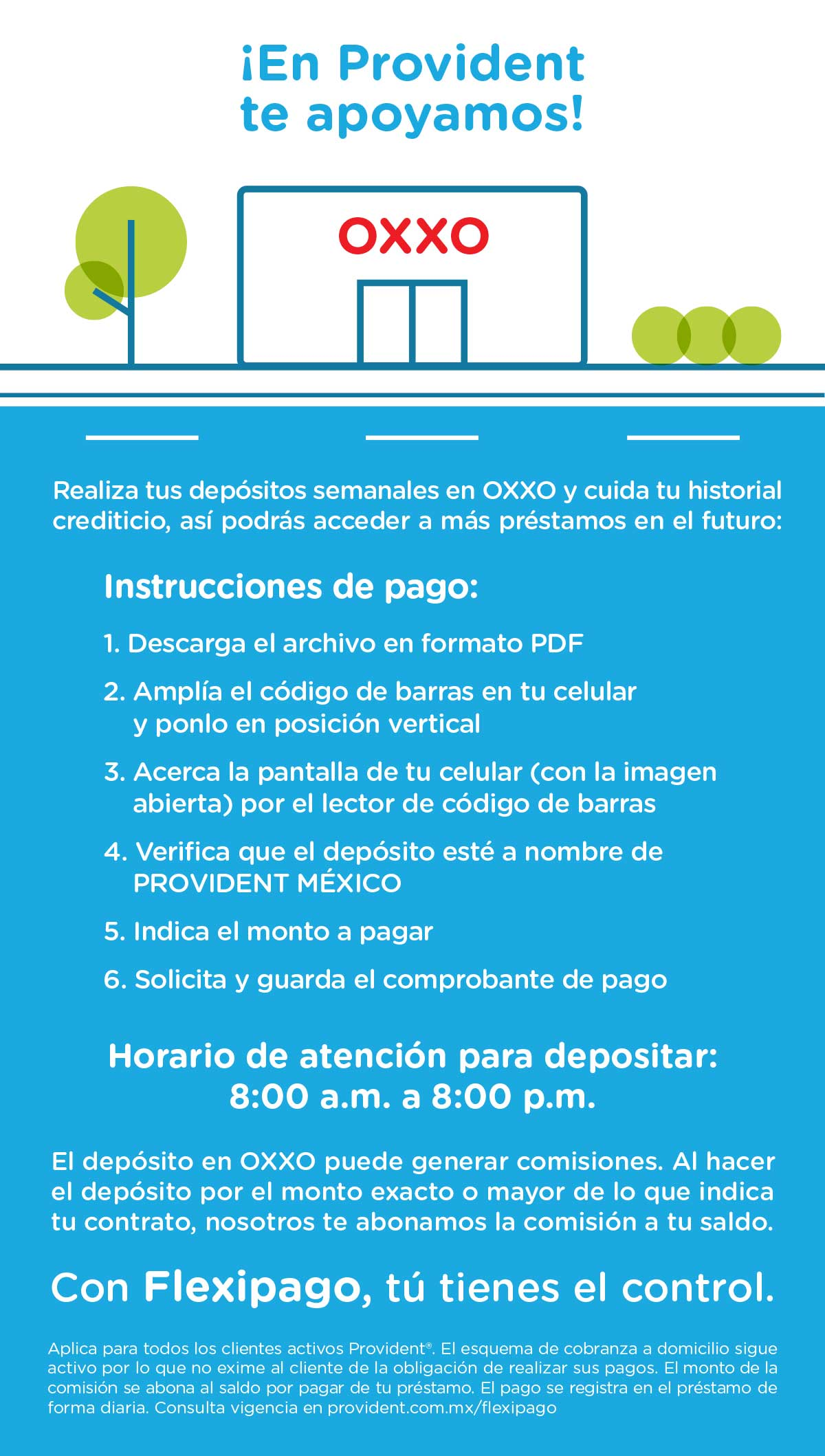 Pagos Oxxo